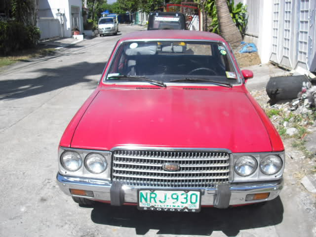 toyota corona rt 100 view of toyota corona rt 100 photos video features and