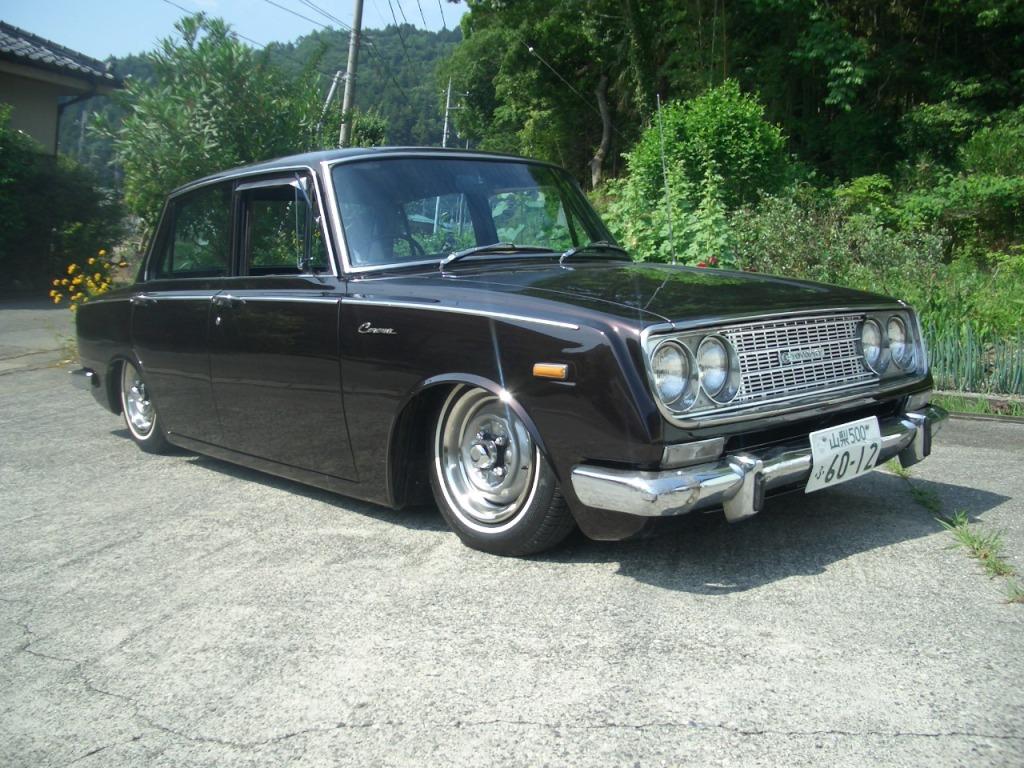 Toyota Corona RT 40