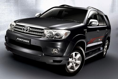 Toyota Fortuner 4.0 V6