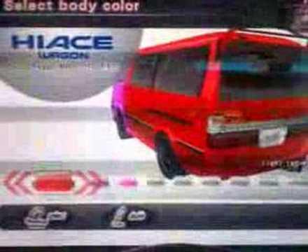 Toyota Hiace 1.8
