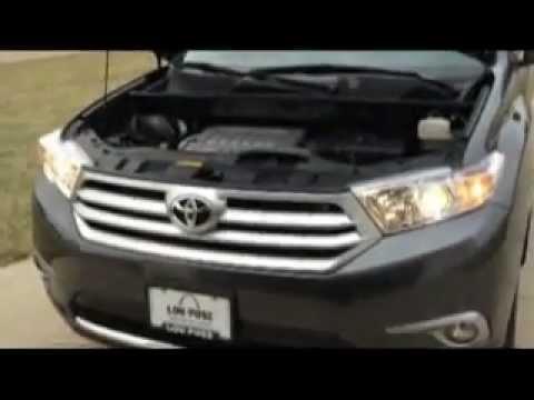 Toyota Highlander 3.0 4WD AT