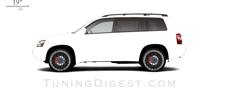 Toyota Highlander SE