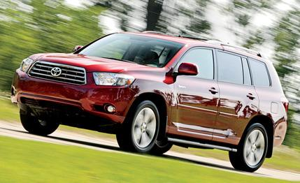 Toyota Highlander Sport Long 4x4