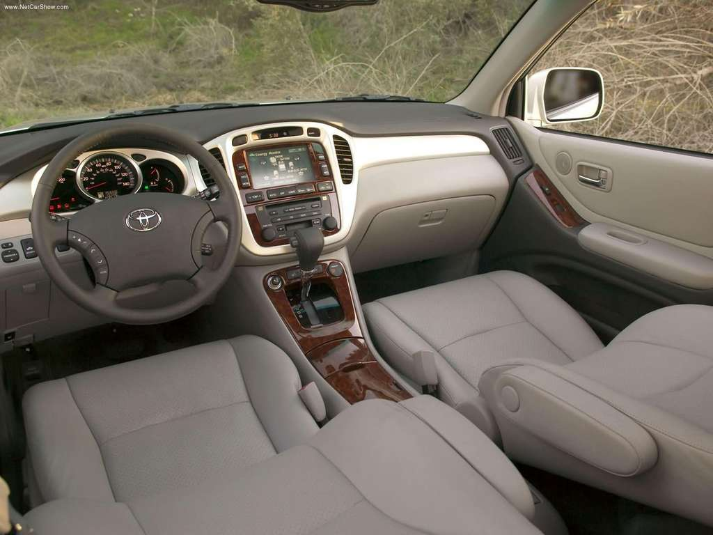 Toyota Highlander V6