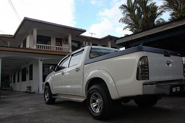 tuning Toyota Hilux 2.5