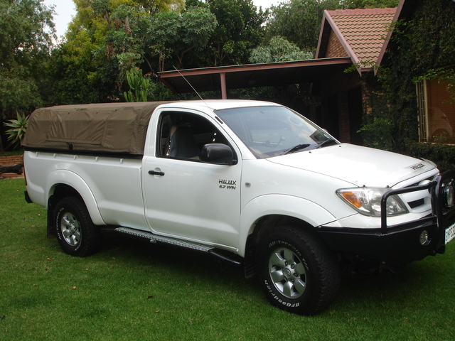 Toyota Hilux 2.7 VVTi 4x4 SRX