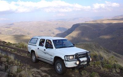 Toyota Hilux 2700i Raider