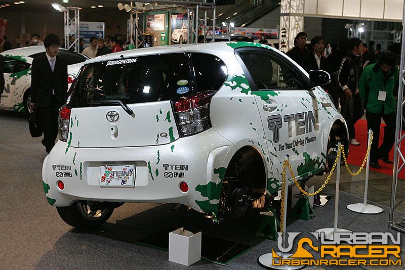 Toyota iQ 1.0 CVT