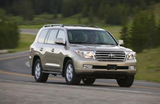Toyota Land Cruiser 100 GX 4.5i
