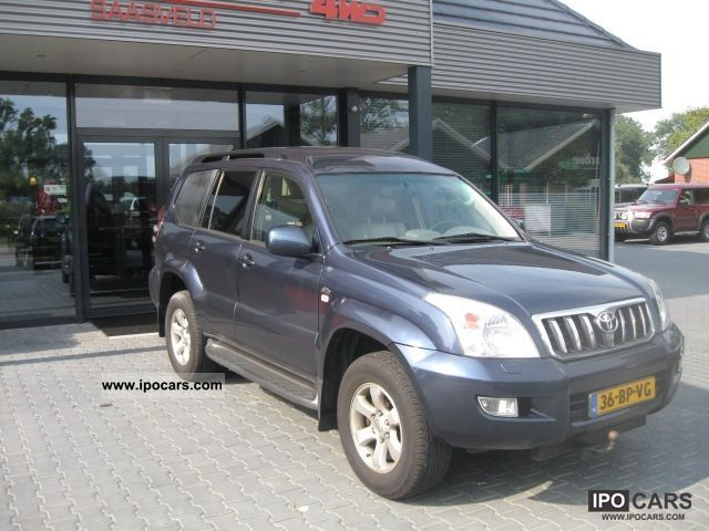 Toyota Land Cruiser 3.0 D-4D Executive