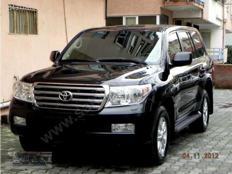 Toyota Land Cruiser 4.5 V8 D-4D