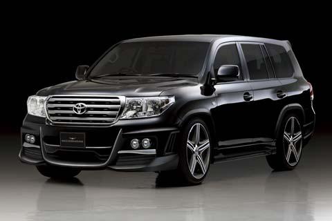 Toyota Land Cruiser 5.7
