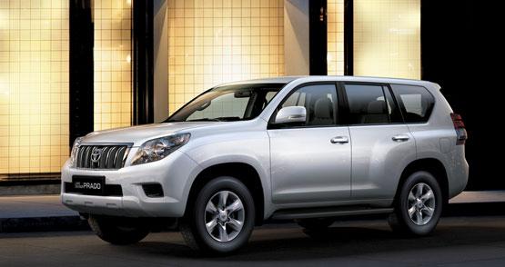 Toyota Land Cruiser Prado 2.7 MT Standart