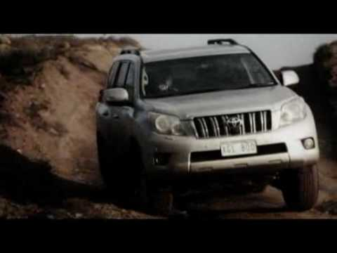 Toyota Land Cruiser Prado 4.0 AT Prestig