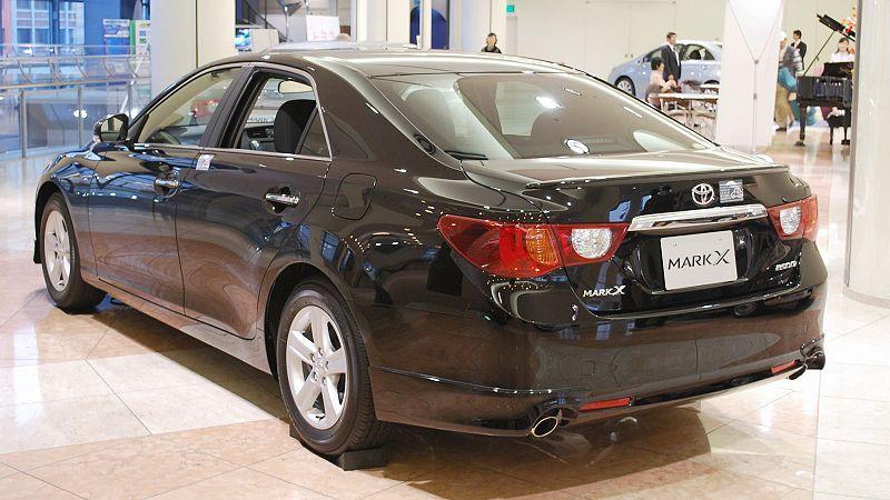 Toyota Mark 2.0 i 24V