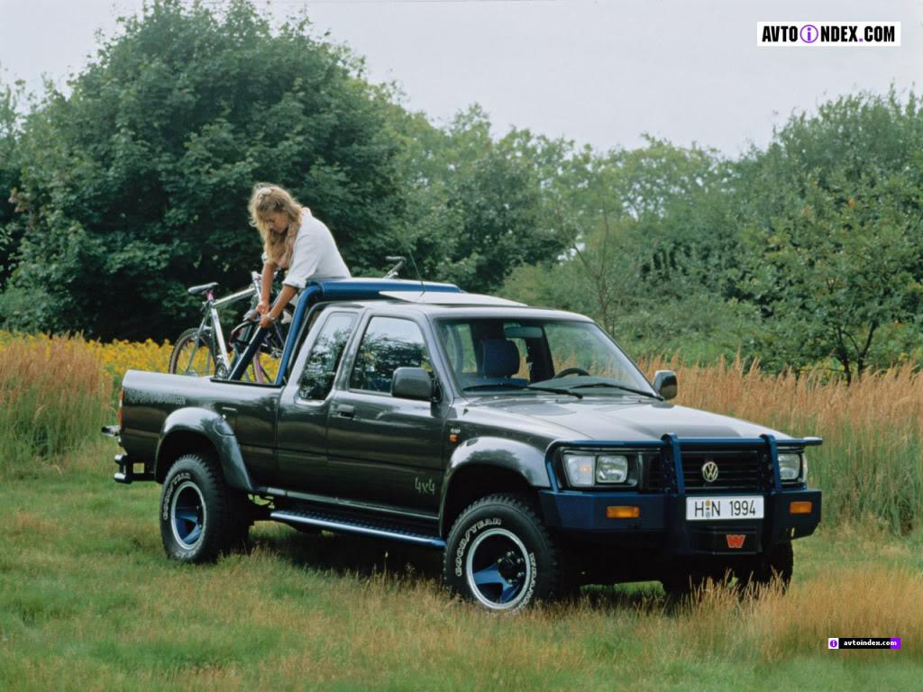 Toyota Matrix 1.8 i 16V 4X4 MT