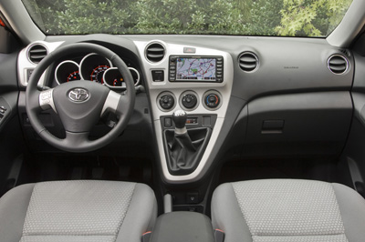 Toyota Matrix Automatic
