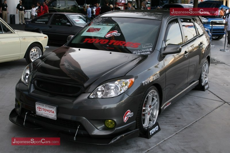 Toyota Matrix S