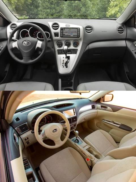 Toyota Matrix S 4WD Automatic