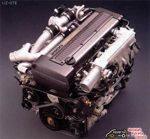 Toyota MR 2 1.6 16V (AW11)