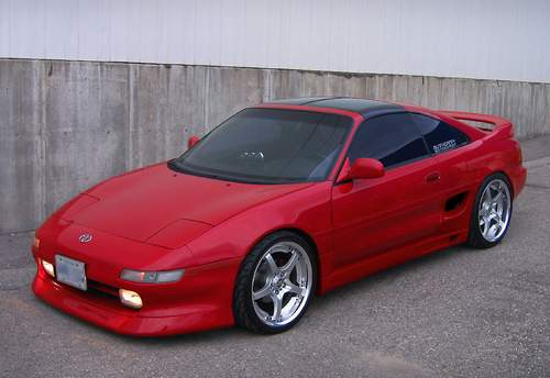 Toyota MR2 1.8