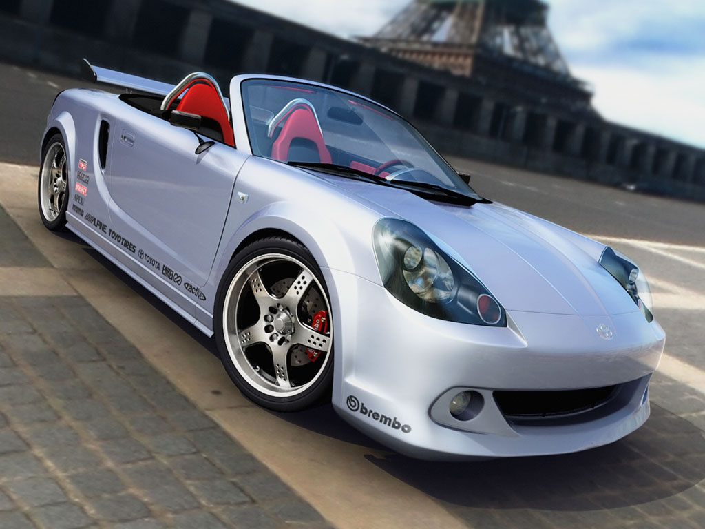 Toyota MR2 Spyder