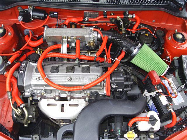 Toyota Paseo 1.5 16V