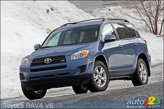 Toyota RAV4 V6