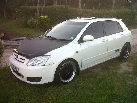 Toyota RunX 140i RT