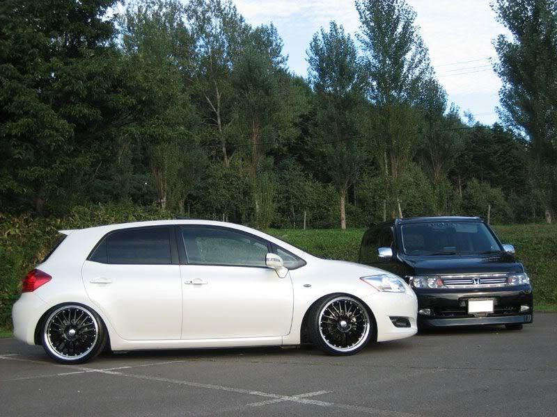 Toyota RunX 160