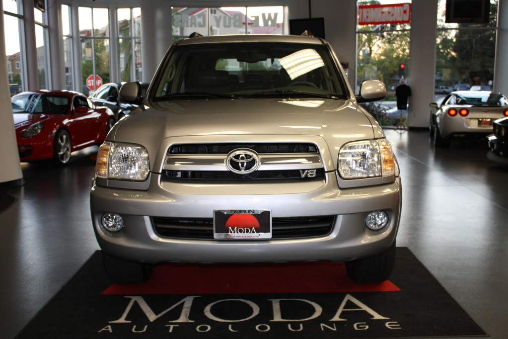 Toyota Sequoia 4.7 V8 32V