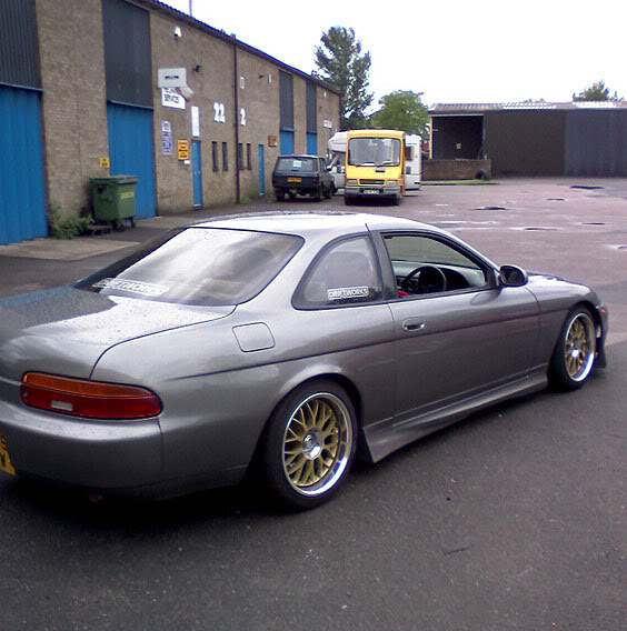 Toyota Soarer 2.5 Twin-turbo 24V GT AT