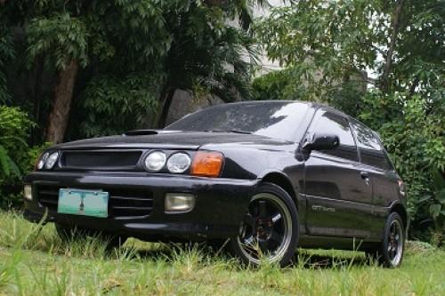 Toyota Starlet 1.3 16V MT