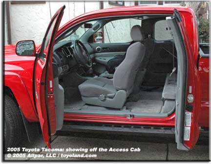 Toyota Tacoma 4x4 Regular Cab