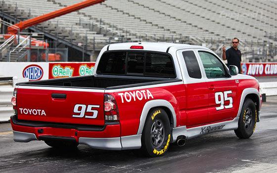 Toyota Tacoma X-Runner