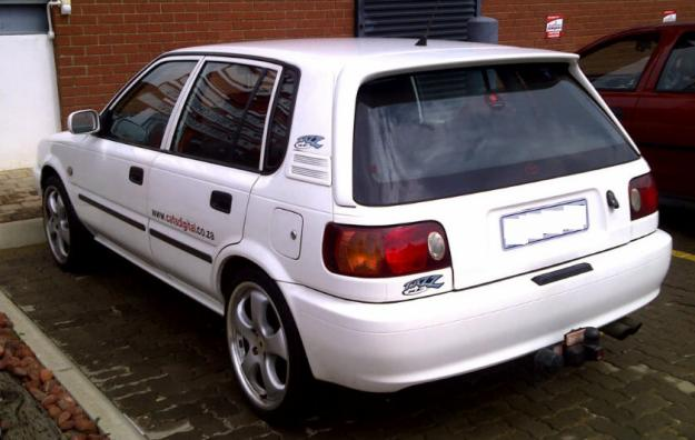 Toyota Tazz 130 XE