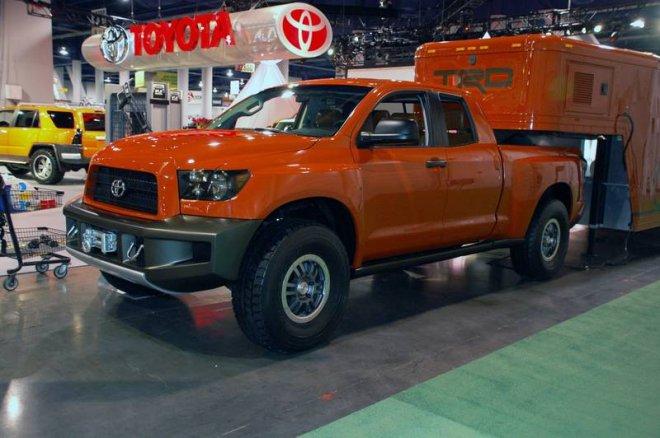 Toyota TRD Tundra