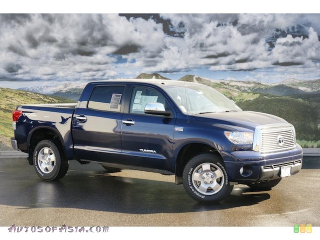Toyota Tundra CrewMax 4x4 Limited