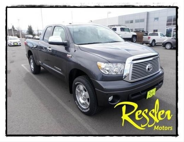 Toyota Tundra Double Cab 4x4 Limited 4.6L