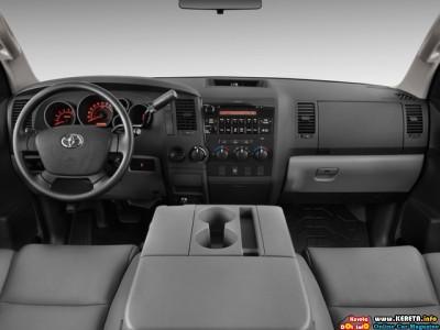 Toyota Tundra Regular Cab 4x4