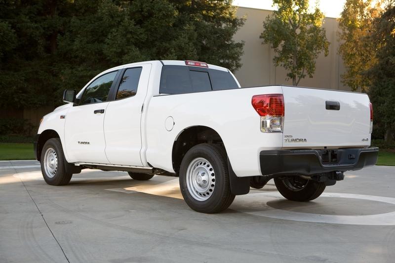 Toyota Tundra Work Truck