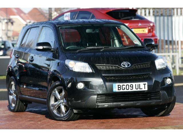 Toyota Urban Cruiser 1.33