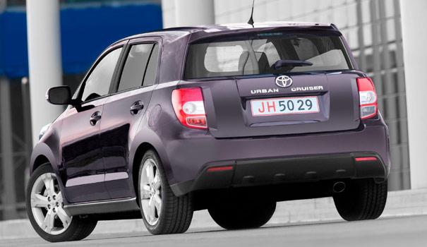 Toyota Urban Cruiser 1.4 D-4D
