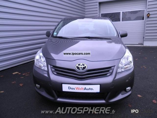 Toyota Verso 2.2 D-CAT