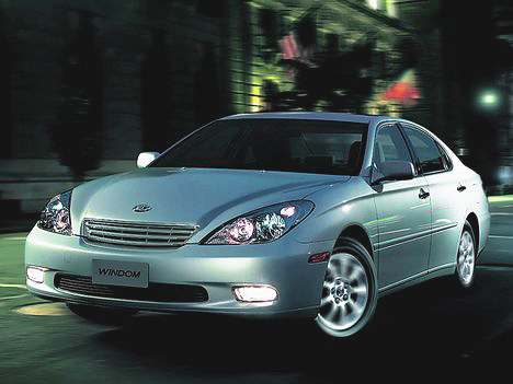 Toyota Windom 3.0 i 24V