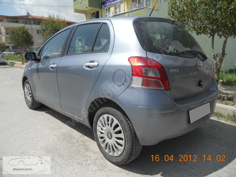 Toyota Yaris 1.0 Eco