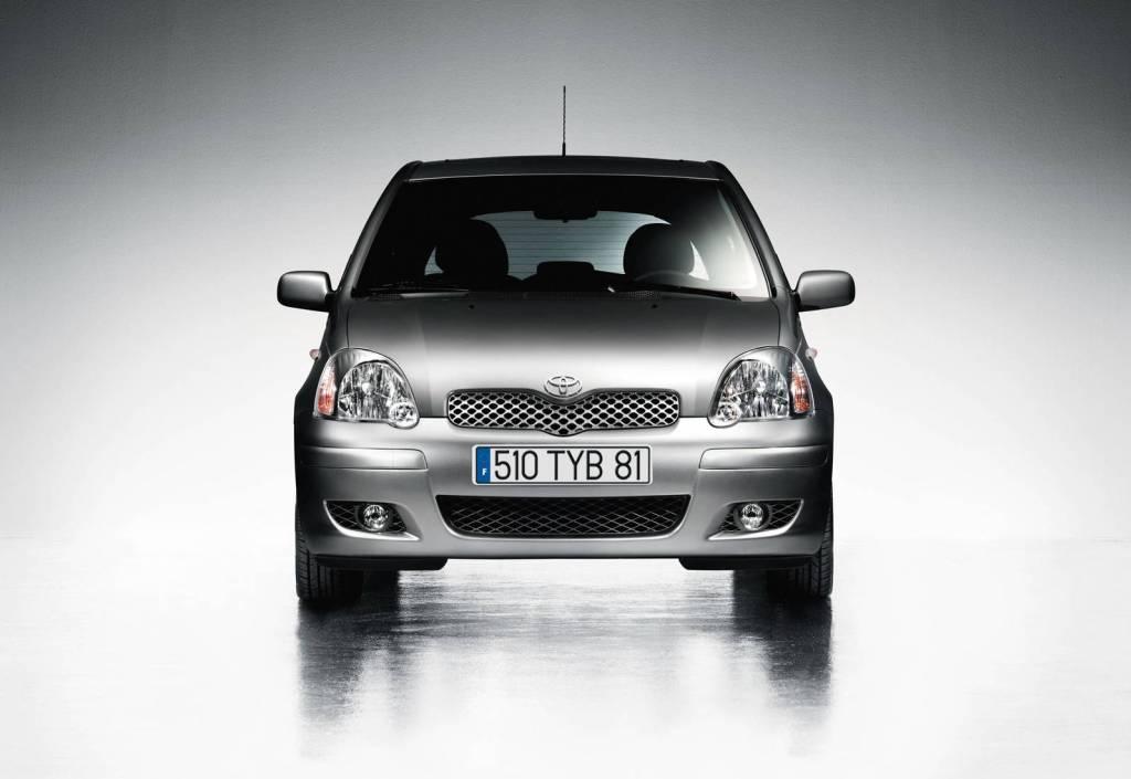 Toyota Yaris 1.0 Sol