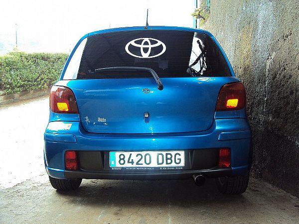 Toyota Yaris 1.5 S