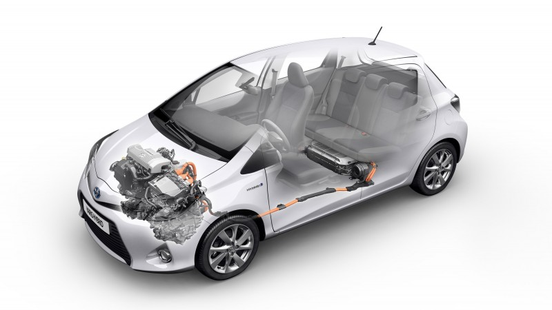 Toyota Yaris T3 Spirit