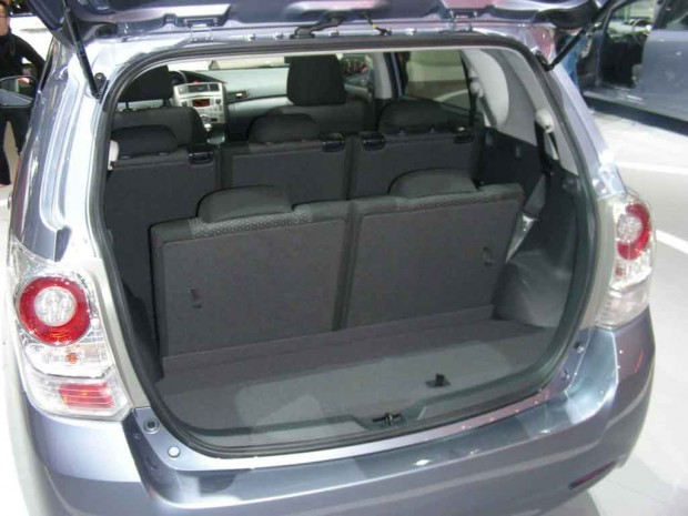 Toyota Yaris Verso 1.3